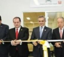 Inaugura Gobierno del DF el Módulo de Identificación Vehicular