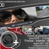 Nueva dashcam 3 cámaras. Multifuncional y práctica